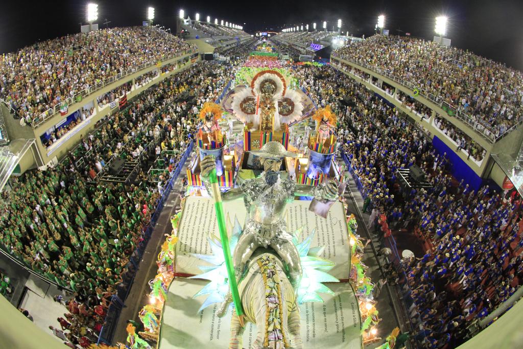 Carnival  Brazil the Guide