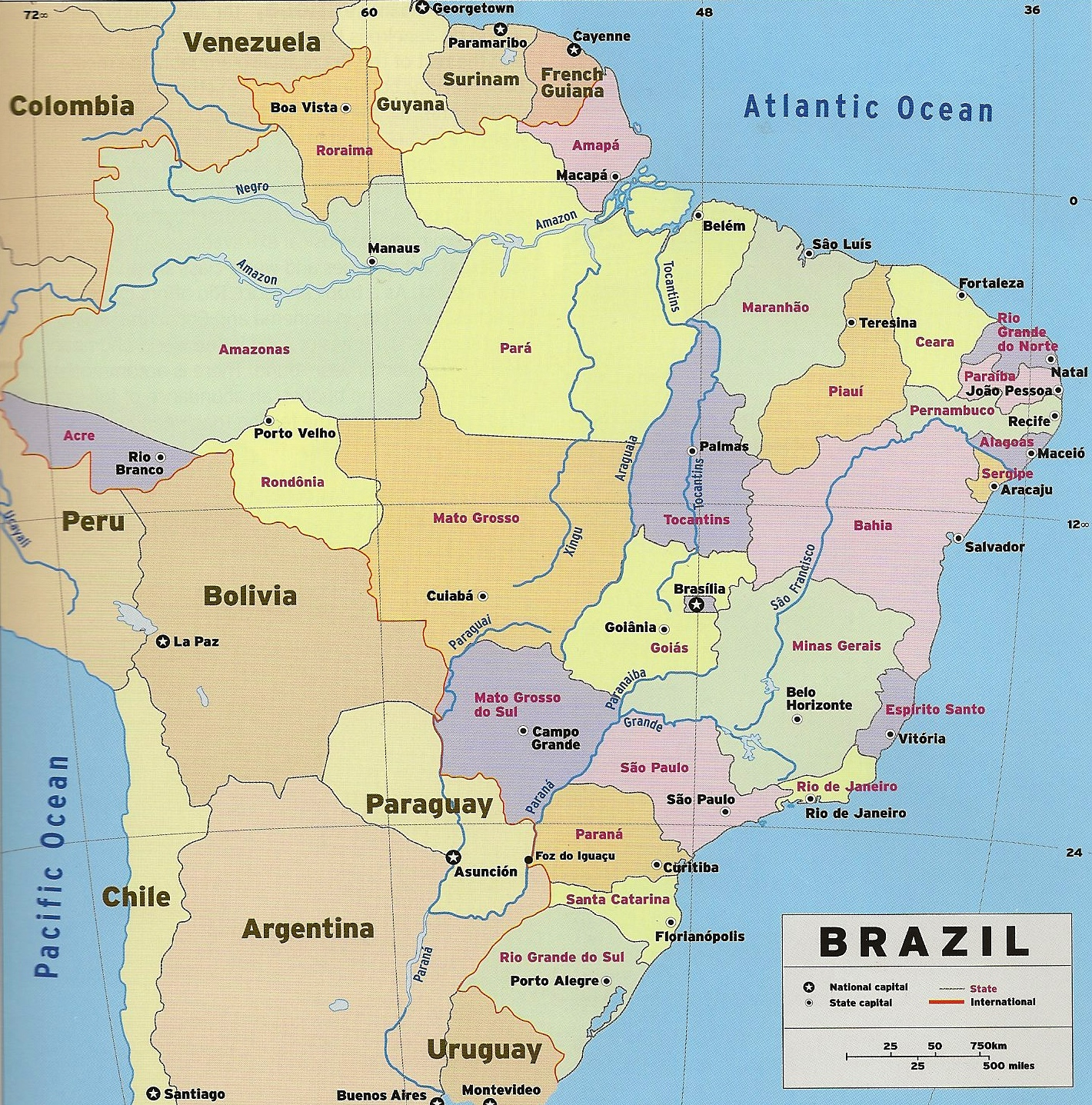 Overview Brazil The Guide