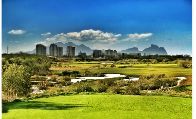 Golf in Barra
