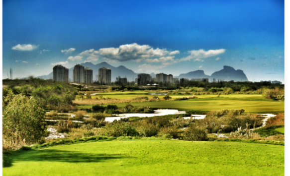 Golf in Barra