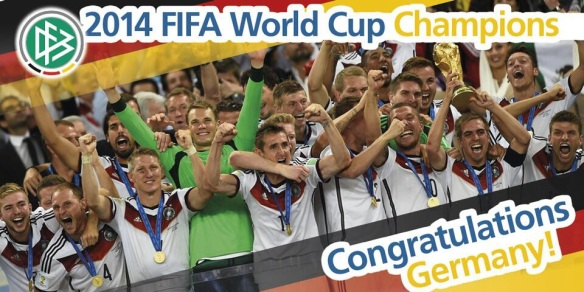 Congrats Germany