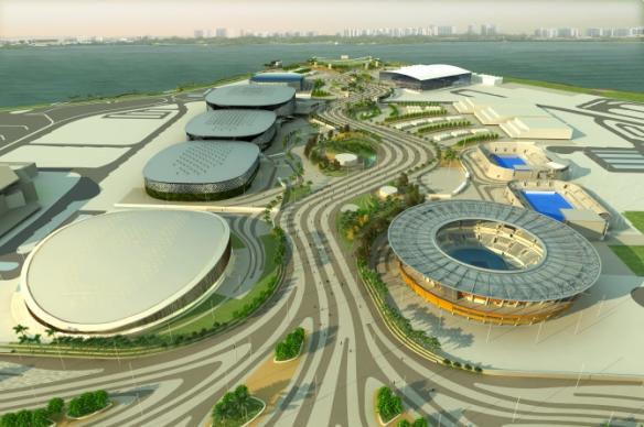 Olympic Hub barra