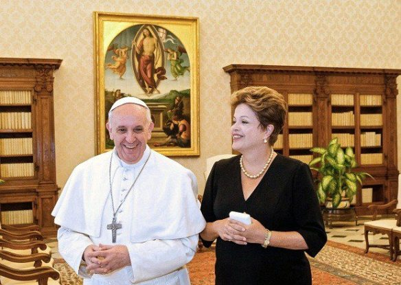 Pope Dilma
