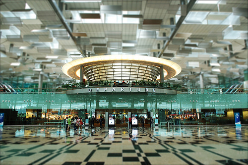 Changi-Airport-departures