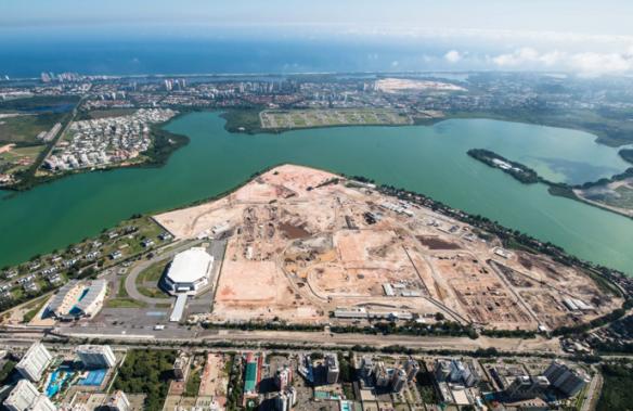 Olympic hub build